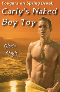 Cover for Carly's Naked Boy Toy